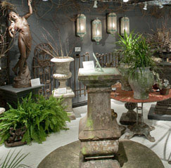 Antique Garden Furniture Show and Sale on May 79 Plant Talk