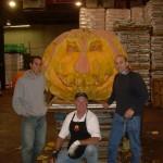 Scott Cully Pumpkin Carving