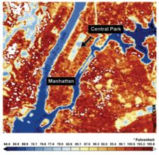 NYC Heat Map