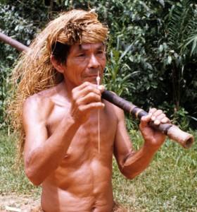 Yaguas Indian, Peru ca. 1980