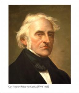 Portrait of C. F. von Martius