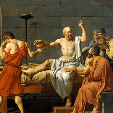 davids death of socrates and g essay The trial of socrates the prosecutor of the trial of socrates proposed the death penalty for the impious philosopher andrew david (2008) socrates on trial:.
