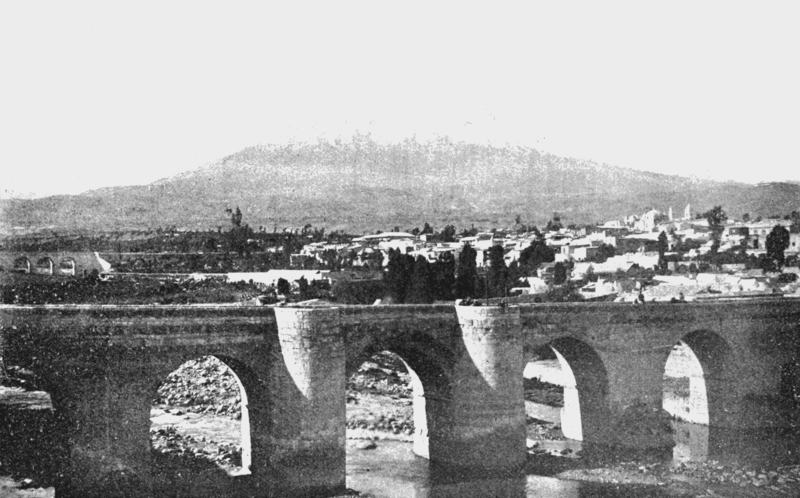 Arequipa at the turn of the 20th century.