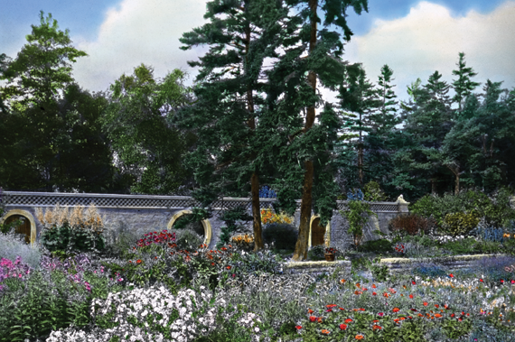 The Abby Aldrich Rockefeller Garden