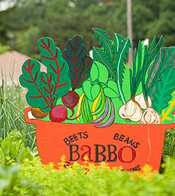 Mario Batali's Kitchen Gardens