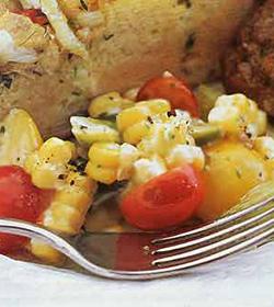 Epicurious Fall Salad Recipe
