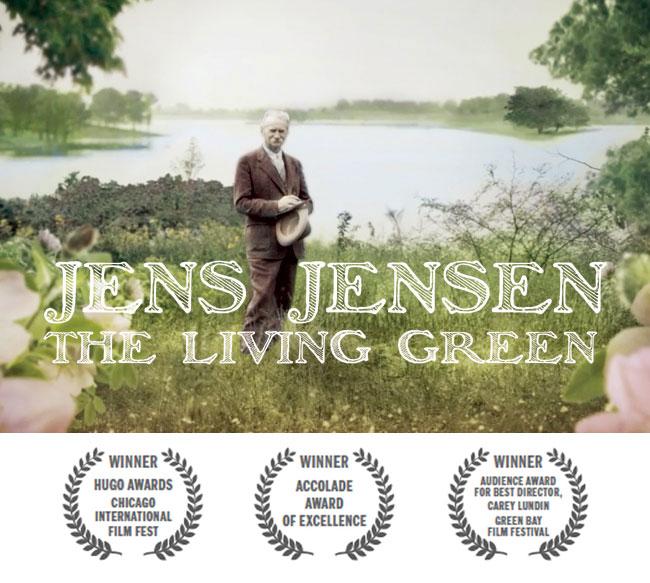 Jens Jensen the Living Green