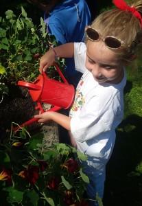 Children's Gardening Program NYBG