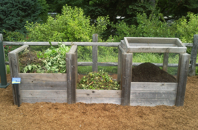 Composting in the Home Gardening Center