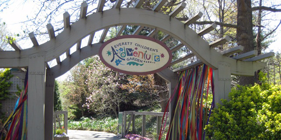 Everett Children's Adventure Garden