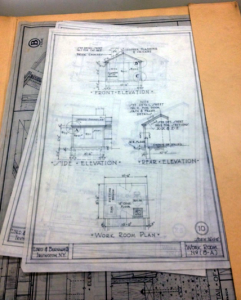 Sample of plans from the Lord & Burnham Co. collection