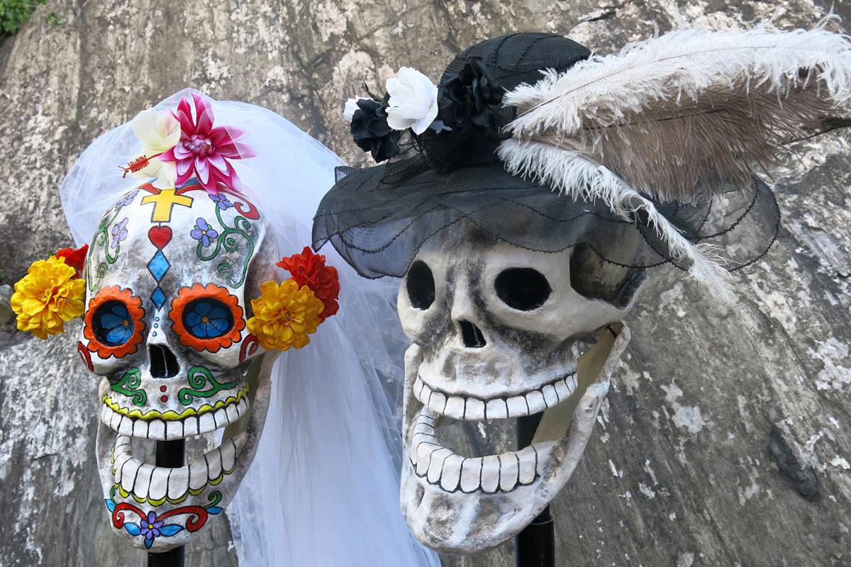 La Catrina: Grande Dame of Día de los Muertos - Plant Talk