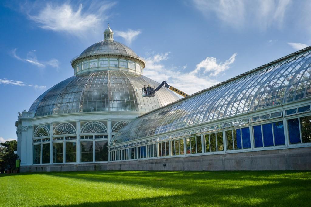 Haupt Conservatory