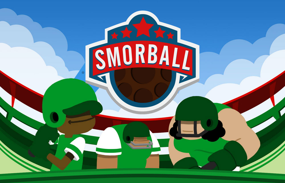 smorball-main-screen