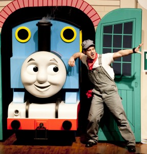 All Aboard with Thomas & Friends