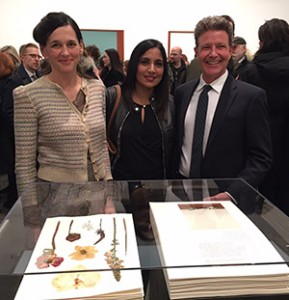 Gagosian Gallery Opening Night
