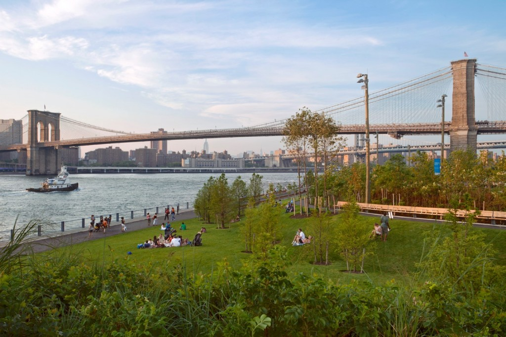 Brooklyn Bridge Park: Whose Waterfront?