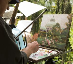 Plein-Air Invitational