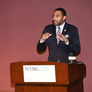 Senator Jamaal Bailey