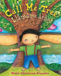 Photo of book, Call Me Tree