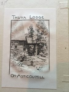 Thuya-Lodge-bookplate-by-Jane-Lloyd-December-2016[1]
