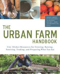 Cover of the Urban Farm Handbook