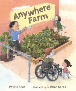 Photo of the book 'Anywhere Farm'