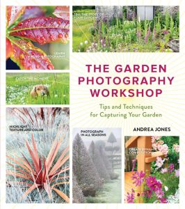 Photo of the cover of The Garden Photography Workshop
