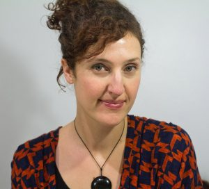 Photo of Sarah Rabdau