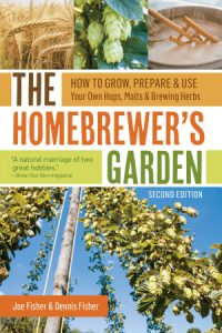 Photo of the cover of the Homebrewer's Garden