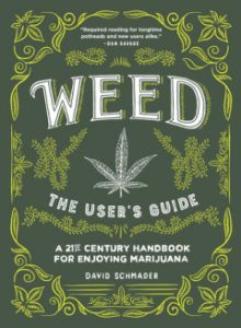 Photo of weed book
