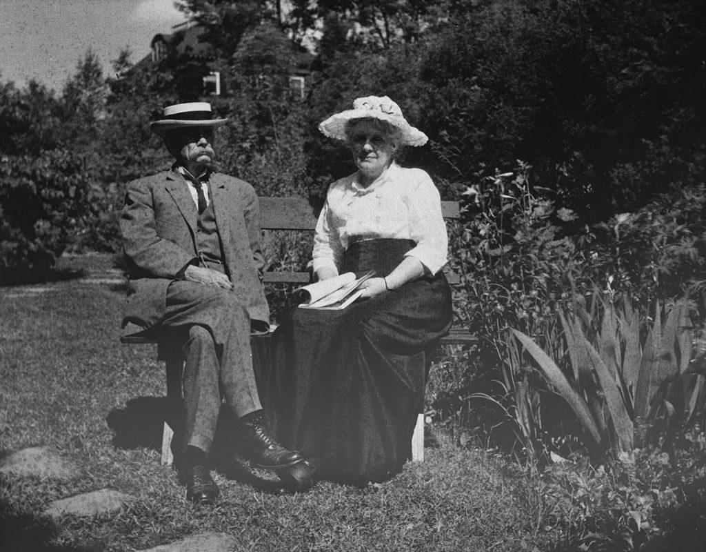 John & Anna Comstock