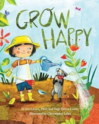 Cover of Grow Happy