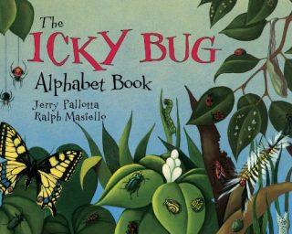 Icky Bug Alphabet