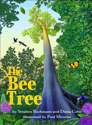 The Bee Tree by Stephen Buchmann and Diana Cohn/ Illustrated by Paul Mirocha (2007)