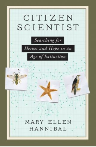 Photo of the cover of Citizen Scientist