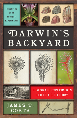 Photo of the cover of Darwin's Backyard