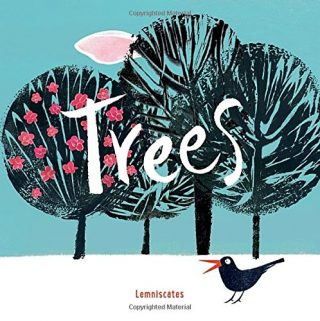 "The cover of ""Trees."""