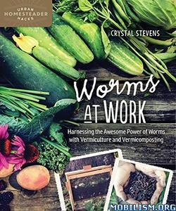 "The cover of ""Worms at Work."""