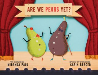 The cover of Are We Pears Yet?