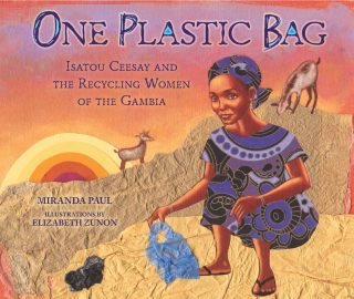 The cover of One Plastic Bag