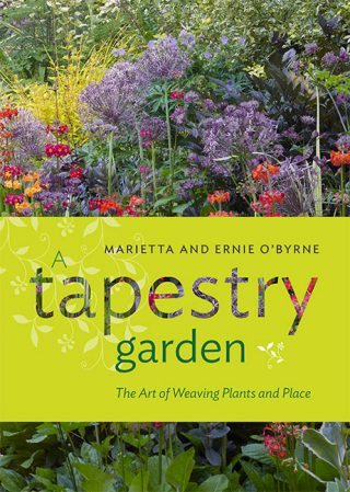 Photo of the front cover of Tapestry Garden