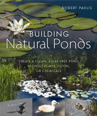 Cover of Building Natural Ponds