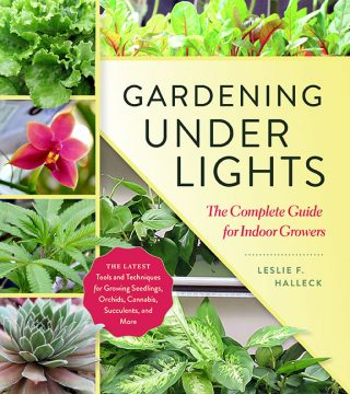 Cover of Gardening Under Lights