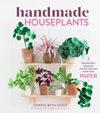 Cover of Handmade Houseplants
