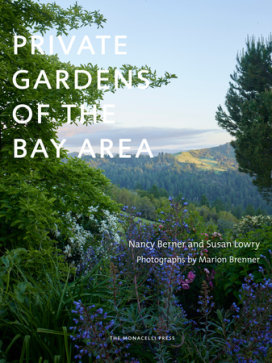Photo of the cover of Private Gardens of the Bay Area