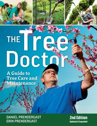 Photo of the cover of The Tree Doctor