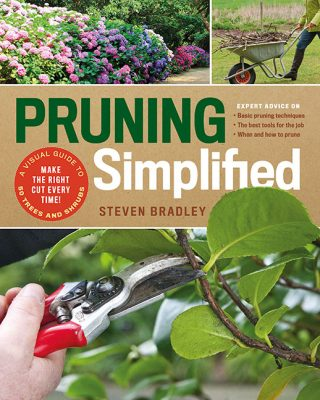 Photo of the cover of Pruning Simplified