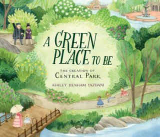 Image of the cover of A Green Place to Be