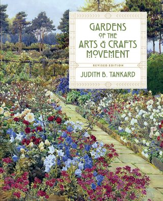 Image of the cover of Gardens of the Arts & Crafts Movement